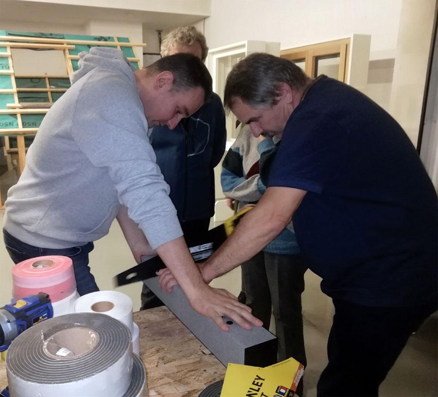 Szkolenia dla nauczycieli zawodu monter stolarki budowlanej