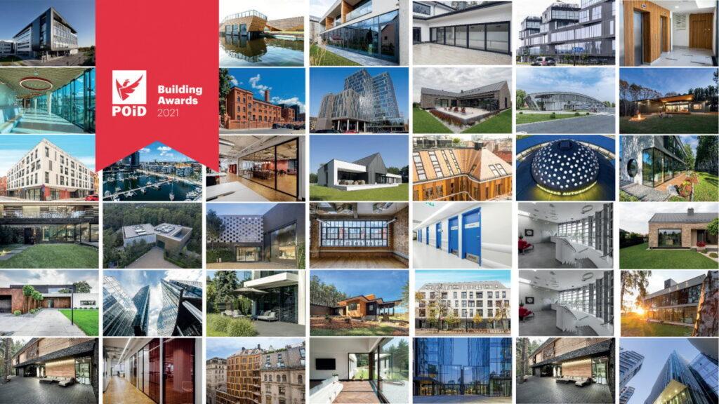 POID BUILDING AWARDS 2021 - KONKURS o stolarce otworowej i architekturze