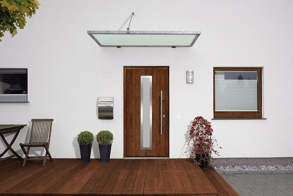 Strefa komfortu, bezpieczeństwa i dobrego designu. Drzwi wejściowe bez kompromisów.